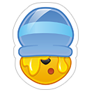 Стикеры Disney Emoji sticker 11