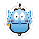 Стикеры Disney Emoji sticker 15