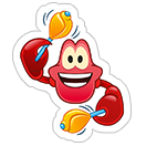 Стикеры Disney Emoji sticker 18