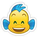 Стикеры Disney Emoji sticker 23