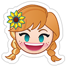 Стикеры Disney Emoji sticker 29