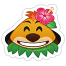Стикеры Disney Emoji sticker 32