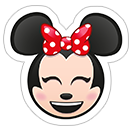 Стикеры Disney Emoji sticker 41