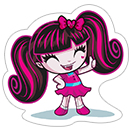 Стикер Monster High 13