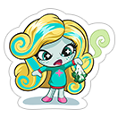 Стикер Monster High 21