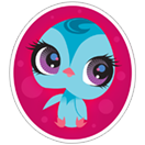 Стикер LITTLEST PET SHOP 8