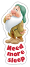 Snow White and the Seven Dwarfs sticker 11