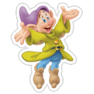 Snow White and the Seven Dwarfs sticker 12