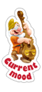 Snow White and the Seven Dwarfs sticker 16