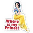 Snow White and the Seven Dwarfs sticker 17