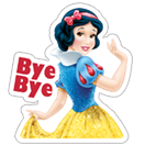 Snow White and the Seven Dwarfs sticker 20