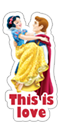 Snow White and the Seven Dwarfs sticker 22