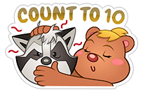 New Year's Resolutions sticker 19
