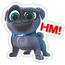 Puppy Dog Pals sticker 10