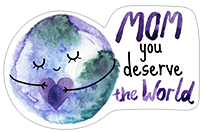 Mother's Day 2018 sticker 24