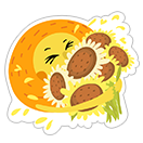 Summer Sun sticker 11