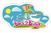 Стикер Burgas City Stickers 1