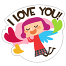 Viki & Friends  sticker 7