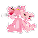 Pink Panther sticker 12