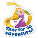 Disney Princesses sticker 5