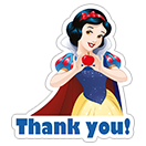 Disney Princesses sticker 8