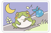 Hungry Frogs Official Stickers sticker 16