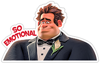 Ralph Breaks the Internet sticker 8