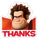 Ralph Breaks the Internet sticker 12