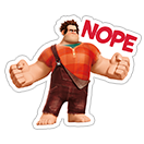 Ralph Breaks the Internet sticker 13