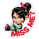 Ralph Breaks the Internet sticker 16