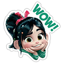Ralph Breaks the Internet sticker 18
