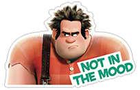Ralph Breaks the Internet sticker 20