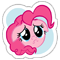 My Little Pony sticker 1