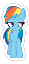 My Little Pony sticker 13