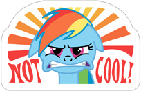 My Little Pony sticker 24