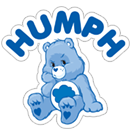 Care Bears sticker 2