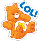 Care Bears sticker 7