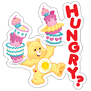 Care Bears sticker 10