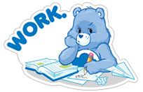 Care Bears sticker 11
