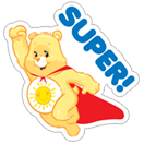 Care Bears sticker 16
