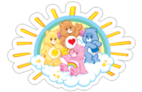 Care Bears sticker 24