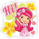 Strawberry Shortcake sticker 1