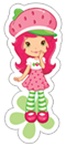 Strawberry Shortcake sticker 2