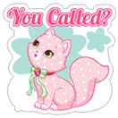 Strawberry Shortcake sticker 5
