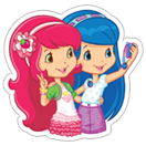 Strawberry Shortcake sticker 7