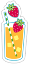 Strawberry Shortcake sticker 14