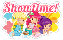Strawberry Shortcake sticker 18