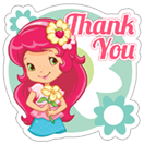 Strawberry Shortcake sticker 20