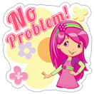Strawberry Shortcake sticker 23