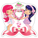 Strawberry Shortcake sticker 24
